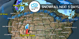 11.3.16 Snow Before You Go: Hit Canada for Election Week ©Meteorologist Chris Tomer