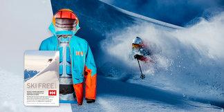 Helly Hansen te lleva a esquiar gratis con el Ski Free Pass ©Helly Hansen