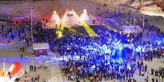 Top 10 des stations de ski où passer le Nouvel An ©C. Lavaut / OT La Plagne
