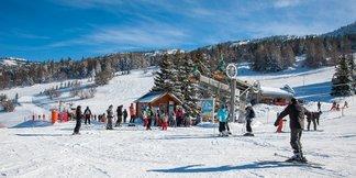 Le Vercors, parfait équilibre entre ski alpin et ski nordique ©Office de Tourisme de Lans en Vercors