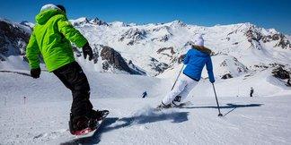 80% des pistes de Valfréjus ouvertes dès demain (10 décembre) ©OT Valfréjus