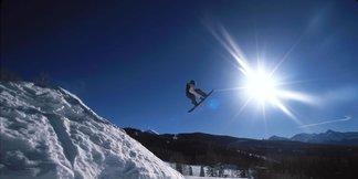 Top snowboarding resort: Telluride ©Telluride Resort
