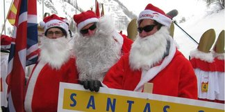 British Team Success In Santa World Championships