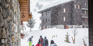 Gallery: The Snow is back in the Alps 13/3/18 ©Meribel/Facebook
