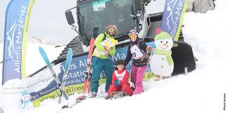 Ski Fun Défi des Aillons ©Pascal Garrigues / Station des Aillons Margériaz