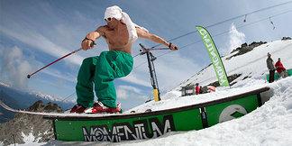 Stages de ski / Summer ski camps 2015