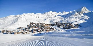 Rýchly prehľad: Aktuálny stav snehu v Európe ©Val Thorens/Facebook