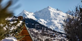 Where is the snow at our top 20 ski resorts? ©Meribel/Facebook