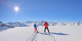 Raport narciarski: wiosenne temperatury, słońce i idealne warunki śniegowe ©© TVB Paznaun - Ischgl