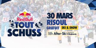 Red Bull Tout Schuss ©Office de Tourisme de Risoul