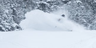 Who Got the Most Snow This Week? ©Sunday River