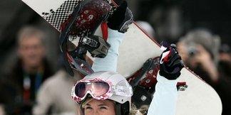 Tanja Frieden ambassadrice du Rivella Family Contest ©Swiss Ski