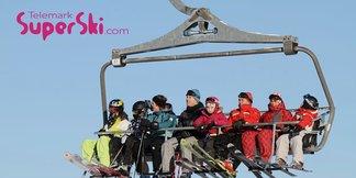 Telemarks 8 skisenter er samlet i Telemark Super Ski