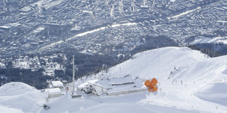 Stay in the city, ski the surroundings ©Gernot Schweigkofler