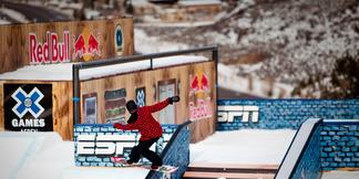 Aspen X Games 2013: Wednesday Practice - © Jeremy Swanson