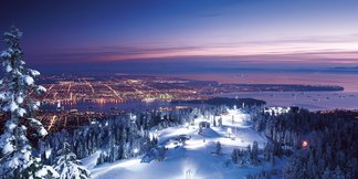 50 Abenteuer für Skifahrer: Magic Places ©Grouse Mountain