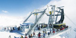 Les 10 meilleures stations où skier en mai ©Hintertux Tourist Office