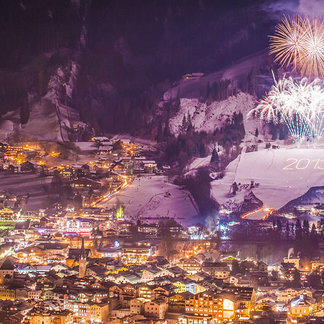 New Year's on the slopes - © Michael Werlberger
