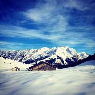 Otwarcie sezonu w  Alpe d'Huez, Val Thorens & Co: 22.11.2014  - © La Clusaz/Facebook