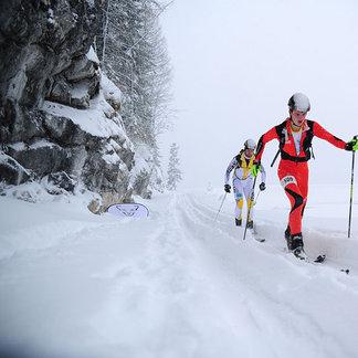DAV Skitourencup 2012 - © Werbegams