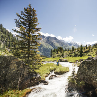 Impressionen aus dem Stubaital - ©©TVB Stubai Tirol/Andre Schönherr