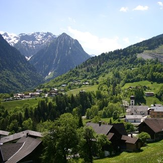 Bürserberg - ©Alpenregion Bludenz Tourismus
