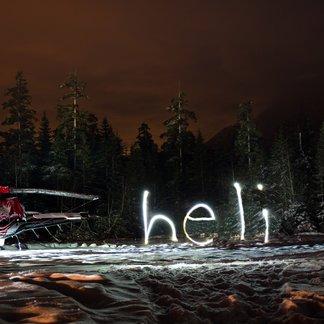 White Wilderness Heli Skiing - © Tripp Schoff Photography