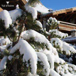 Un lundi entre neige et soleil - © Facebook Val d'Isère