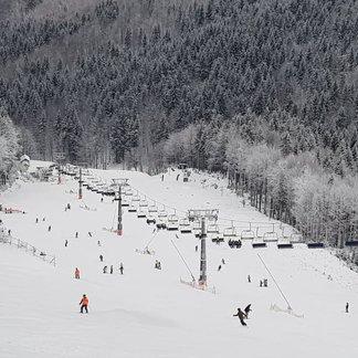Január 2020 na slovenských horách - © facebook | Skalka Arena
