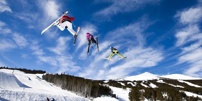 Keep on Styling in the Free World - © Breckenridge Ski Resort