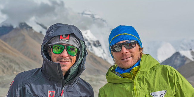 Double 8 Expedtion: Shisha Pangma + Cho Oyu - © http://expedition-double8.dynafit.com