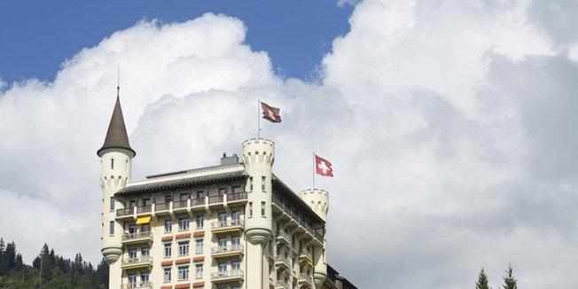 Reisereportage Gstaad: Auf zwei Rädern zu den fünf Fingern Gottes - © Norbert Eisele-Hein