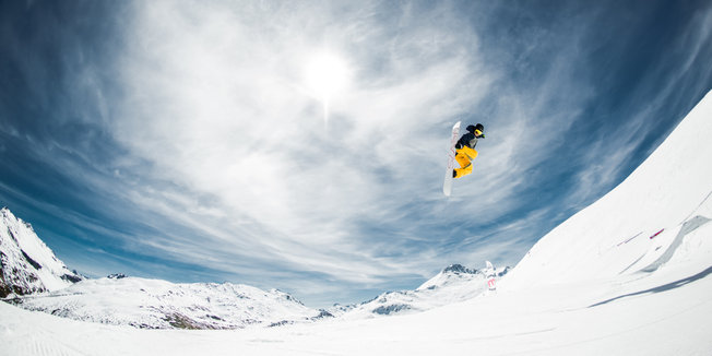 Freestyle Livigno - © Eric Verbiest