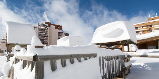 Toujours plus de neige dans les Alpes - © Val Thorens