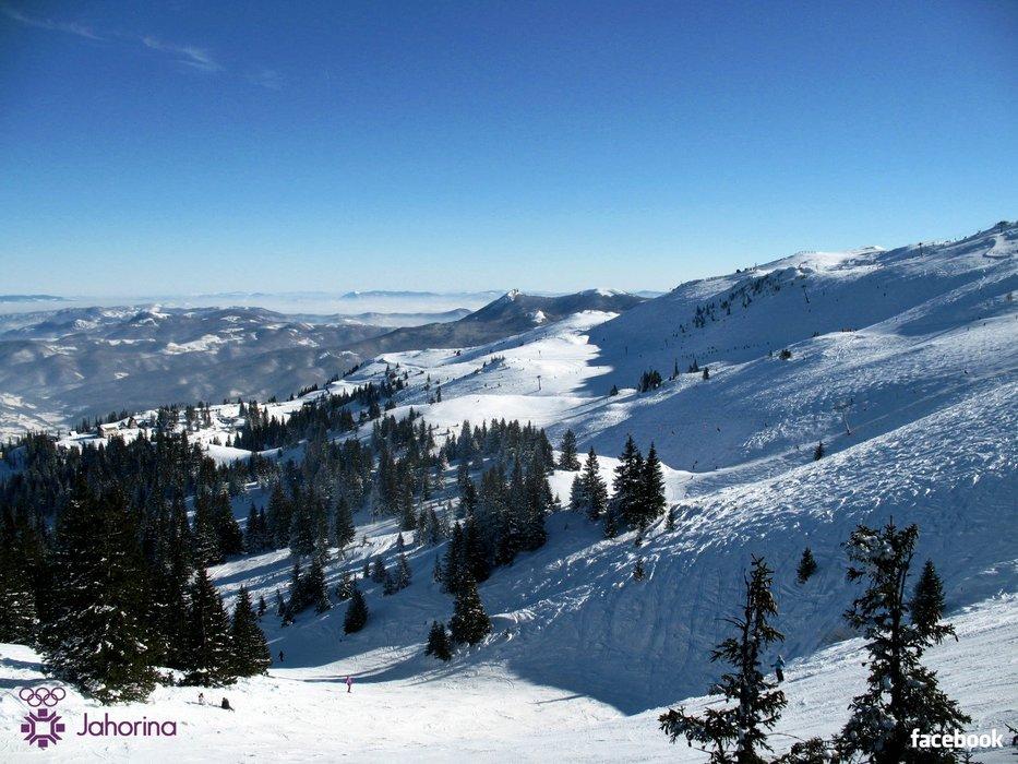 Ski i Sarajevo, Mount Jahorina - © Mount Jahorina