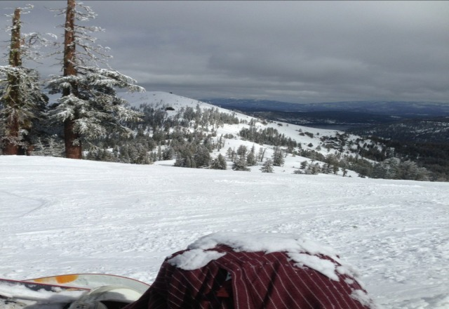 yesterday still quite bit of powder ...groomers were great... noticibly icier on disney side than judah