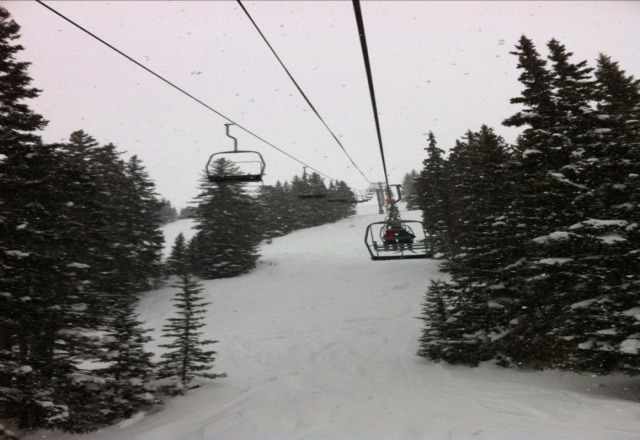 Great skiing!!!