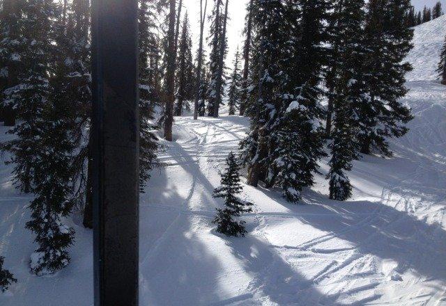 still some good snow