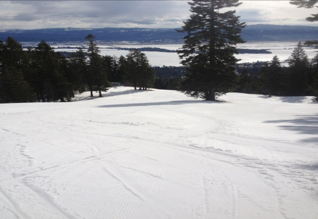 The best slopes and best spring skiing in Idaho