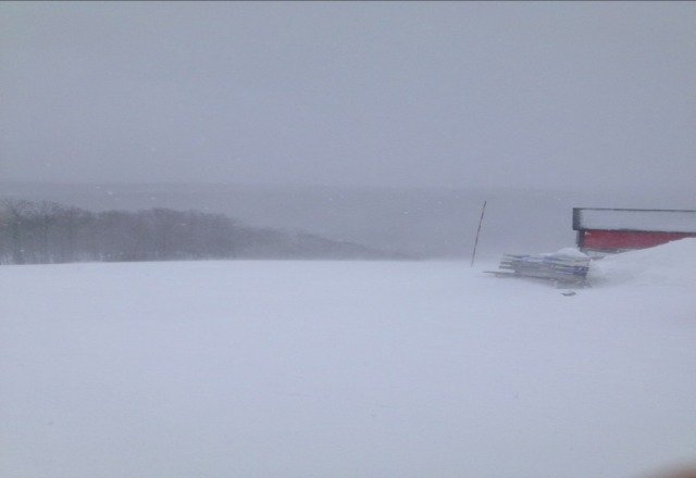 Great day for skiing lots if fresh powder !