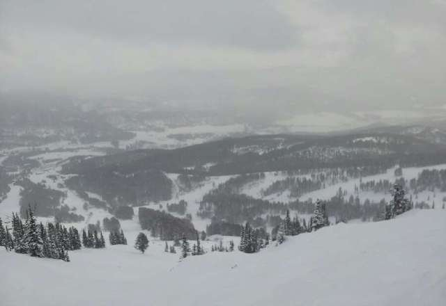 First time at Bridger today. Amazing!
