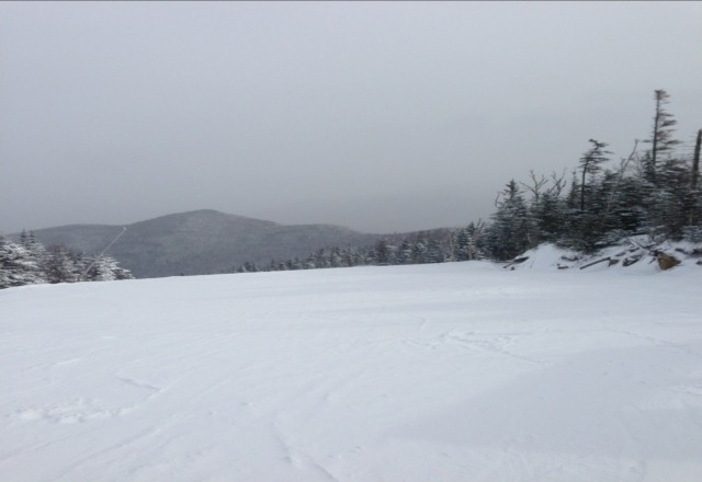 spectacular.  no waits and as usual, the best snow in nh.......