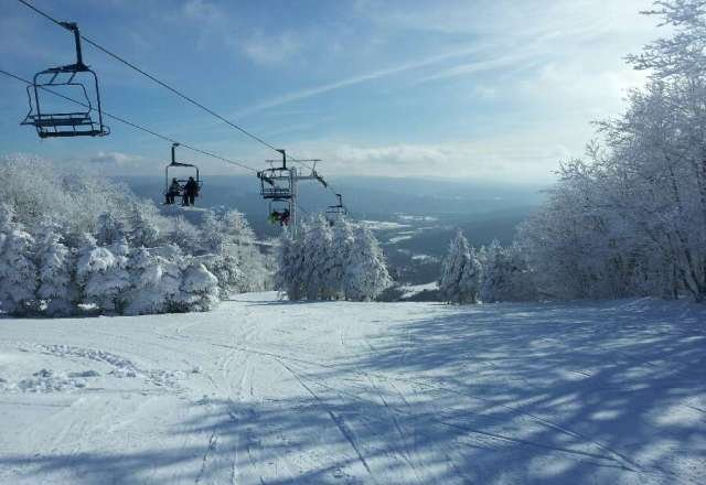 Skied from 9 am to 4 pm on 12/31.  Great day, great hill.  Plattekill is one of the best kept secrets on the east coast.