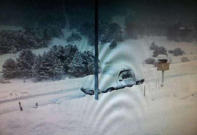 40 cm de neige ce matin et ca continu