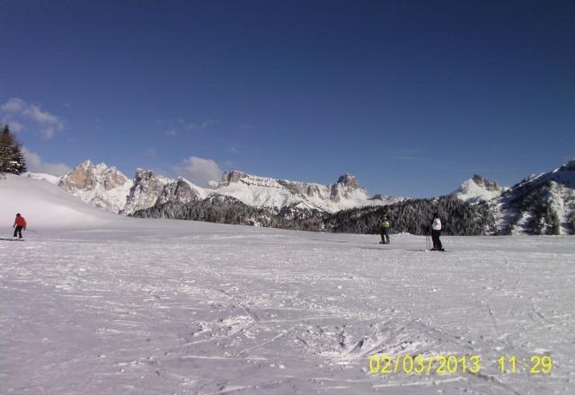 oggi stupendo a Palafavera in Val Zoldana. Comprensorio Ski Civetta ... 9ab0bfc1b3cd