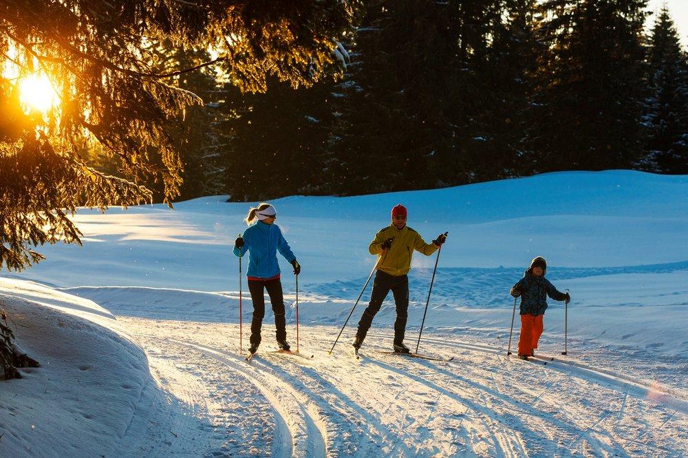 Domaine de ski nordique des Rousses - © Station des Rousses / S. Godin