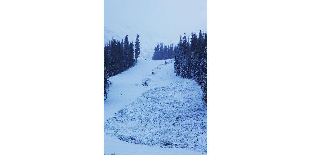 Arapahoe Basin first snow of the season - © Arapahoe Basin Ski Area