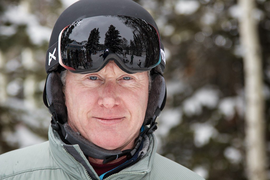 Bret Zawacki: Former college racer, Snowbird ski instructor of 33 years