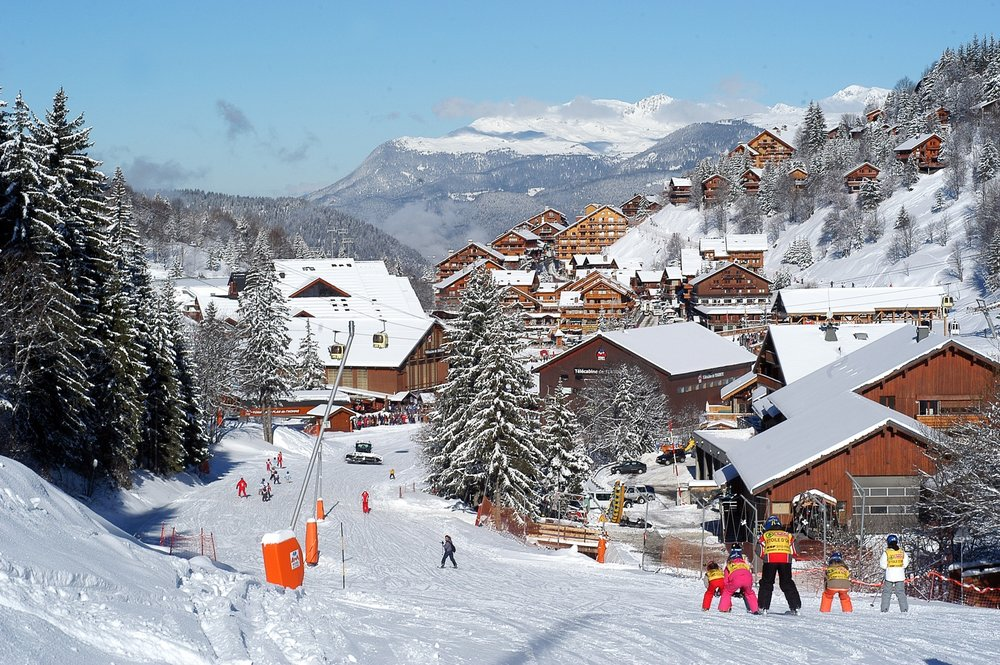Family-friendly Meribel is in the heart of the 3 Vallees - © OT Meribel / J.M Gouedard