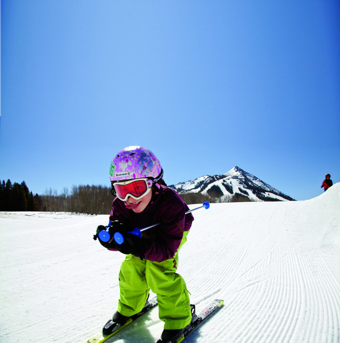 Crested Butte is kid-approved. - © Courtesy of Crested Butte Mountain Resort.